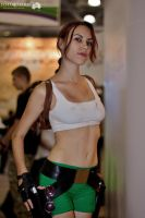 Igromir'11 classic Lara Croft11 by TanyaCroft