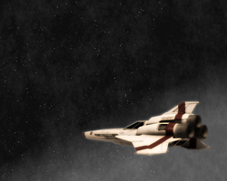 BSG - Viper Mark II V1 by silver80
