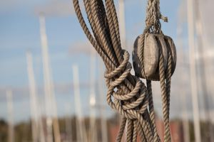 Rope and pulley by theGuffa