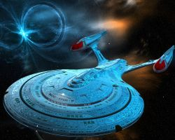 U.S.S. Enterprise: A Name That Will Live Forever by T3hArb1t3r