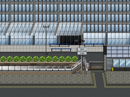 New Scotland Yard (Exterior) by fancypantskid by SherlockTheGame