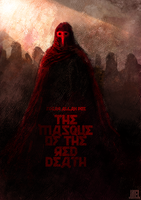 THE MASQUE OF THE RED DEATH by JoelAmatGuell