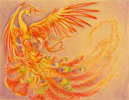 Firebird by Cilverlining
