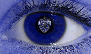 Ravenclaw eye by zutara-canon