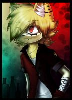 Art Trade: Daryl by Aritasum