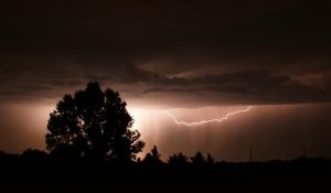 Country Lightning IV by QwikDrah