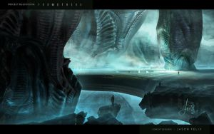 Project- Re-Envision Prometheus-02 by jason-felix