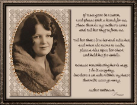 Vintage Mothers Day Memories by Pennes-from-Heaven