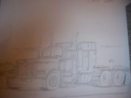2000 Peterbilt 379 Short Hood by 18KyBuschfan