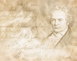 Beethoven Wallpaper by ZeroHourNineAM