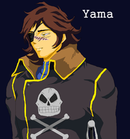 Yama0 by HieiSQueen