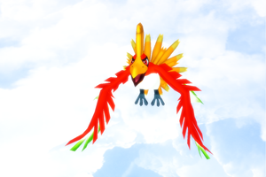 MMD Ho-Oh DL by 2234083174