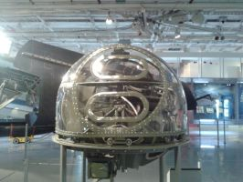 Grumman Ball Turret (Left side) by JAIJ47