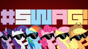 #Swag! by AcidUsagi