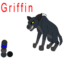 Griffin by LOST09