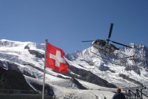 The symbol of Swiss by Bruce-Pictures