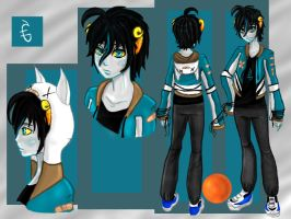 YOUNG Vevian Arcnos - Ref by o-Ironical-O