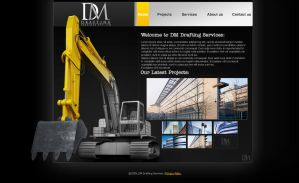 Industrial Website by saltshaker911