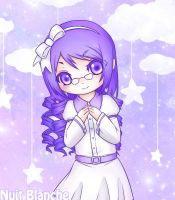 GM Nuit Chibi by 216th