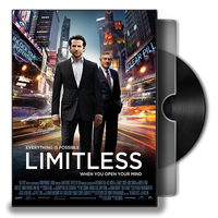 Limitless Movie DVD Folder Icon by Omegas82128