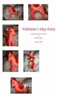 MLP Custom Valentine's Fairy by BlackAngel-Diana