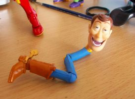 Theres a snake in my boot by Zeurel