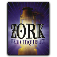 Zork Grand Inquisitor Game Icon by Ace0fH3arts