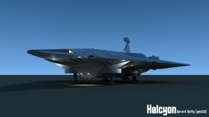 The Halcyon Mark 12 by gmd3d