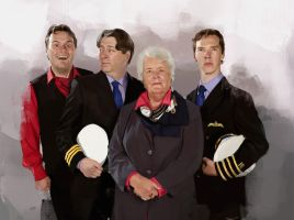 Cabin Pressure by Namecchan