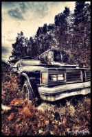 Dead vehicles by wchild