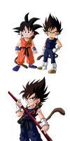 KID VEGETTO by Sandra-delaIglesia