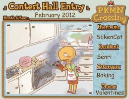 PKMNC February Contest Entry! by SilkenCat