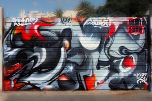 Graffiti Domas by Domas1