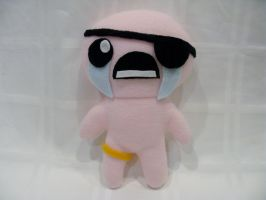 Cain plushie from BoI by SPPlushies