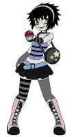 Annatier's a Pokemon Trainer! by Reitanna-Seishin