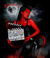 SA Horrorfest 2010 poster by Dr-Benway