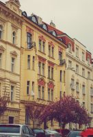 spring in prague by xChemicalWinterx