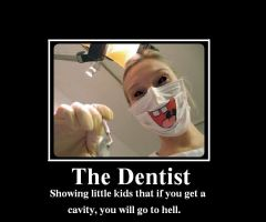 The Dentist by rumper1