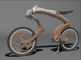 Bicycle by Al-Kabeer