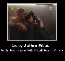 Leroy Jethro Gibbs by Andarion