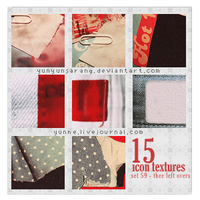 15 icon textures - thee left by yunyunsarang