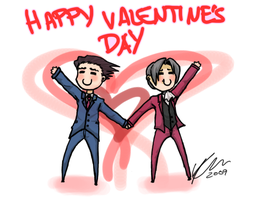 Valentines Gay by bad-exposition