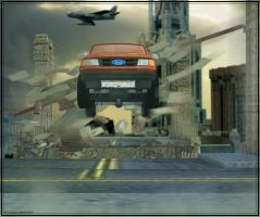 Ford Pick-Up 3.0... by benbischop