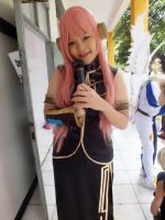 Me as Luka Megurine by kuromeamai