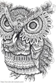 owl by Teo-dor