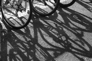 London 11 - Cycle Shadows 2 by umboody