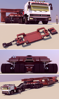 Heavy Haulage by aconnoll