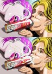 Lori and Jung-La whipped cream by cyberkitten01