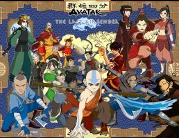 Avatar Last Airbender The Legend of Korra by chalcids