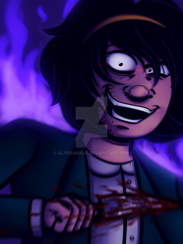 bates being edgy by alyssahale